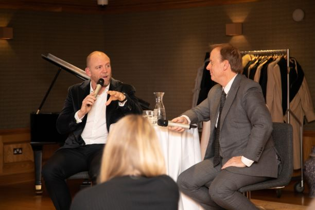 The Lensbury Sporting Dinner with Mike Tindall, MBE  in aid of TVF